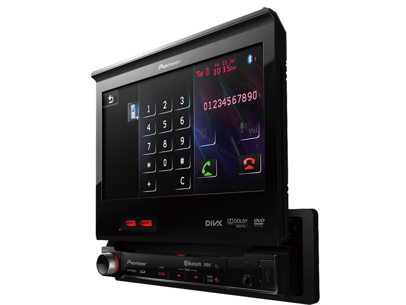 Comprar e Instalar o DVD Player Pioneer AVH-P6380BT-02 em Sorocaba é HKSSOund