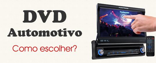 Como Escolher o Melhor DVD Player para Seu Carro
