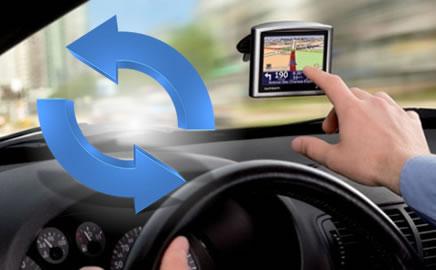 Atualize seu GPS!