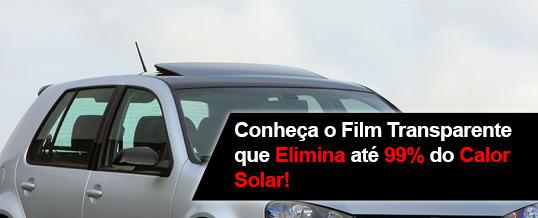 Conheça o Film Transparente que Elimina até 99% do Calor Solar!