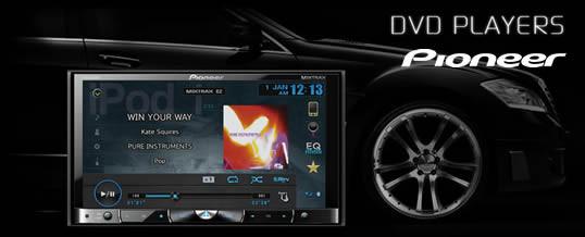 Novidades da Pioneer – Novos DVDs Automotivos